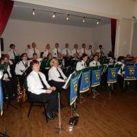 Gemeinschaftskonzert Seaford Silver Band 05.07.2014