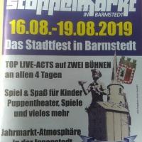 Stoppelmarkt Barmstedt 18.08.2019